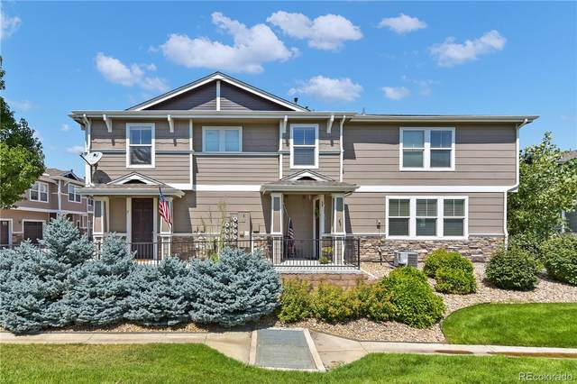 17122 Waterhouse Circle F, Parker, CO 80134 (#6899319) :: The Colorado Foothills Team | Berkshire Hathaway Elevated Living Real Estate