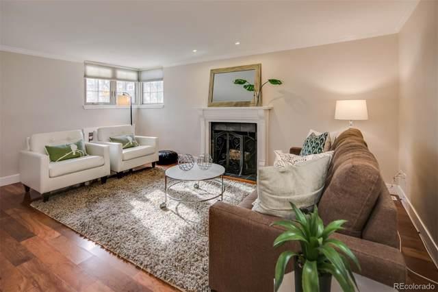 3701 E 5th Avenue, Denver, CO 80206 (#6899379) :: Mile High Luxury Real Estate