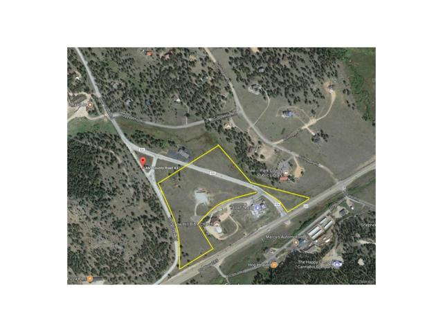County 43A Road, Bailey, CO 80421 (MLS #6899665) :: 8z Real Estate