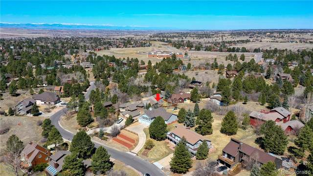 8599 Thunderbird Road, Parker, CO 80134 (#6899851) :: The Dixon Group