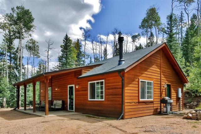 5133 Arrowhead Drive, Como, CO 80432 (#6899857) :: The Peak Properties Group