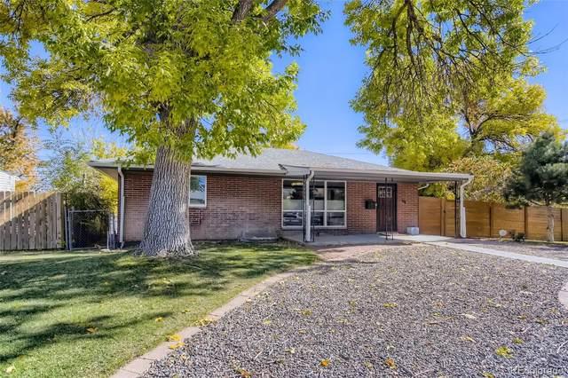 98 S Eaton Street, Lakewood, CO 80226 (#6899980) :: Wisdom Real Estate