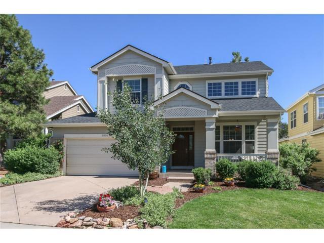 3866 Mallard Street, Highlands Ranch, CO 80126 (#6900006) :: The Peak Properties Group