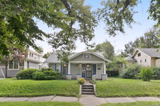 1970 S Gilpin Street, Denver, CO 80210 (#6900136) :: The DeGrood Team