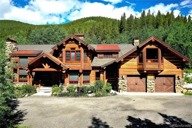 250 Buckeye Creek Road, Leadville, CO 80461 (#6900405) :: Symbio Denver