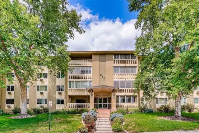 350 S Clinton Street 3D, Denver, CO 80247 (#6900447) :: Finch & Gable Real Estate Co.