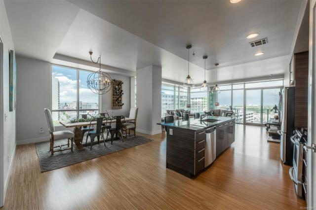2001 Lincoln Street #921, Denver, CO 80202 (#6900681) :: The Griffith Home Team