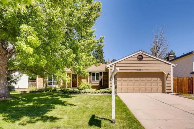 8621 W Hinsdale Place, Littleton, CO 80128 (MLS #6901512) :: 8z Real Estate