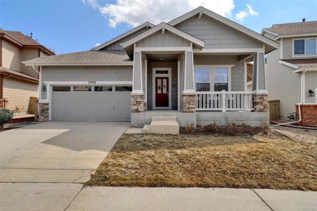 5396 Cloverbrook Circle, Highlands Ranch, CO 80130 (#6901761) :: The Peak Properties Group