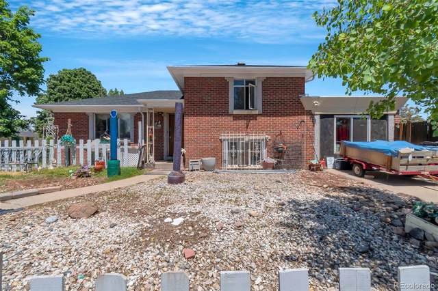 2200 Nome Street, Aurora, CO 80010 (#6901767) :: Bring Home Denver with Keller Williams Downtown Realty LLC