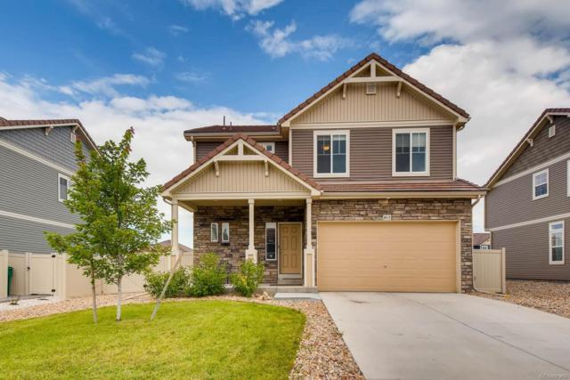 3417 Mountainwood Lane, Johnstown, CO 80534 (#6902007) :: The Griffith Home Team