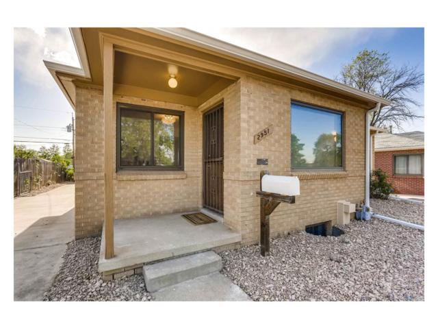 2951 Poplar Street, Denver, CO 80207 (#6902214) :: Wisdom Real Estate