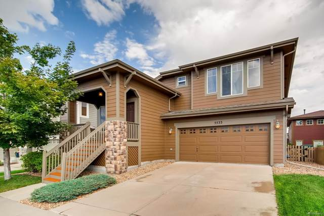 5533 Brooklawn Lane, Highlands Ranch, CO 80130 (MLS #6902538) :: Kittle Real Estate