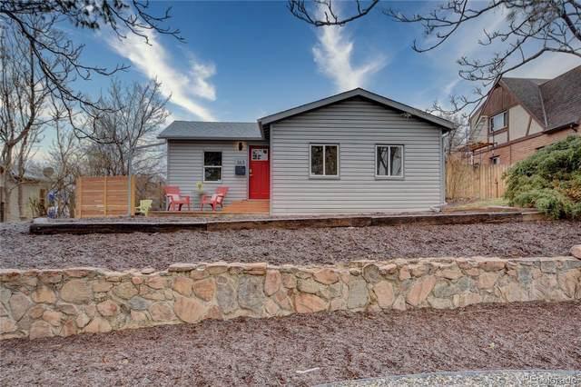 363 N Meade Street, Denver, CO 80219 (#6902945) :: Wisdom Real Estate