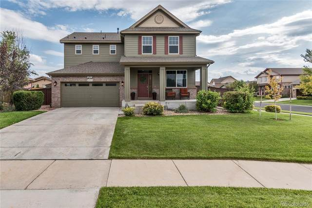25072 E 2nd Place, Aurora, CO 80018 (MLS #6903287) :: 8z Real Estate