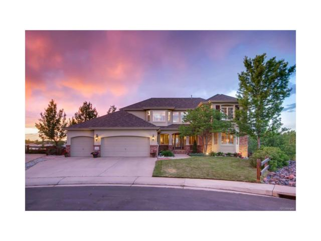 10461 Meyerwood Court, Highlands Ranch, CO 80129 (#6904045) :: RE/MAX Professionals