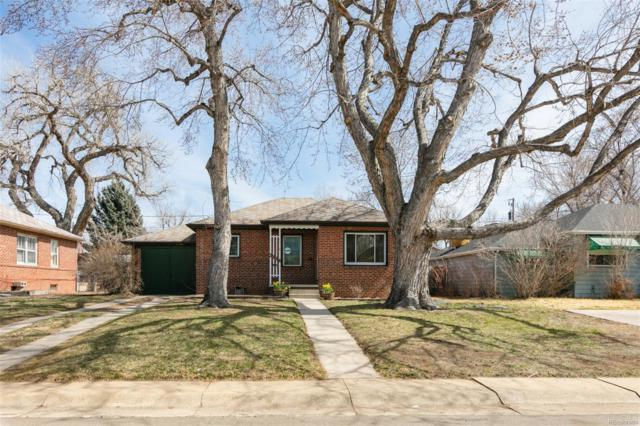 2134 S Pearl Street, Denver, CO 80210 (#6904262) :: 5281 Exclusive Homes Realty