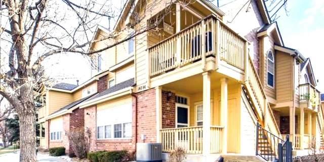 14296 E Whitaker Place #104, Aurora, CO 80015 (MLS #6904683) :: 8z Real Estate
