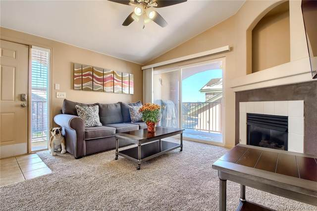 1604 Granby Way #203, Aurora, CO 80011 (#6905340) :: Briggs American Properties