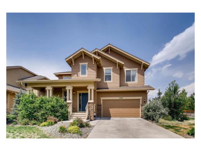 12118 S Wanderlust Way, Parker, CO 80138 (MLS #6905376) :: 8z Real Estate