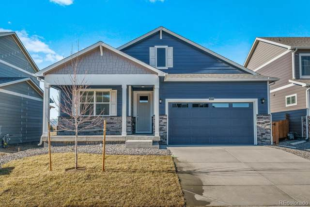 14039 Shasta Daisy Street, Parker, CO 80134 (#6905460) :: THE SIMPLE LIFE, Brokered by eXp Realty