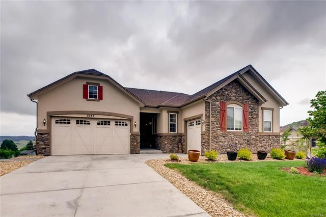 3037 Mccracken Lane, Castle Rock, CO 80104 (#6905553) :: The HomeSmiths Team - Keller Williams