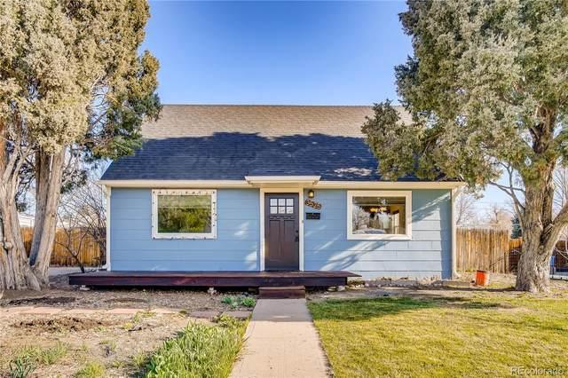 3525 W Harvard Avenue, Denver, CO 80219 (#6905628) :: Finch & Gable Real Estate Co.