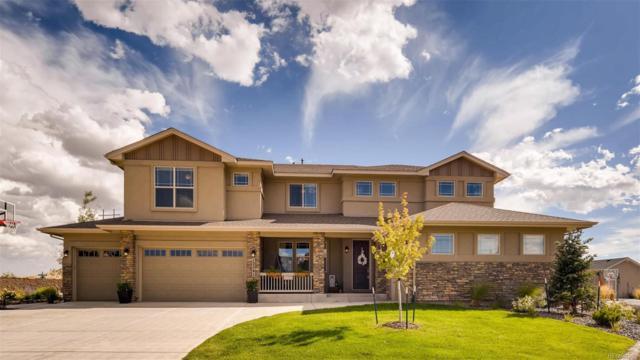 12541 Chianti Court, Colorado Springs, CO 80921 (MLS #6905667) :: Kittle Real Estate