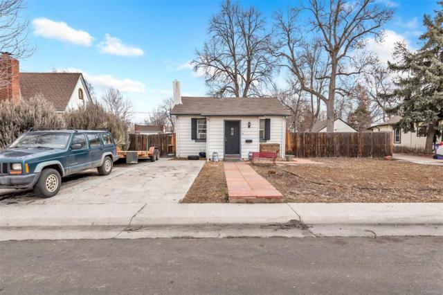 1632 Xanthia Street, Denver, CO 80220 (#6906037) :: Bring Home Denver