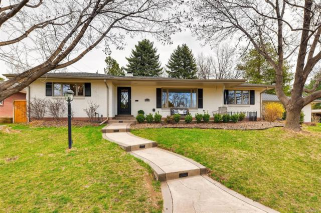 3258 S Dallas Court, Denver, CO 80210 (#6906057) :: The City and Mountains Group