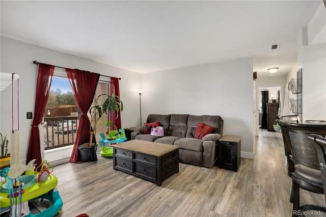 10890 W Evans Avenue 1D, Lakewood, CO 80227 (#6906161) :: Kimberly Austin Properties