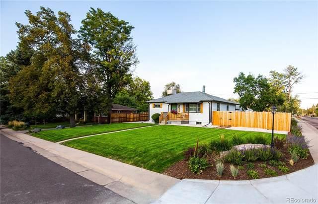 4596 S Jason Street, Englewood, CO 80110 (#6906175) :: HomeSmart