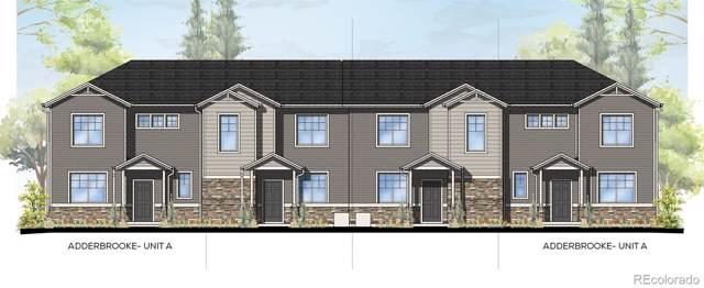 5935 Still Meadow Place #82, Castle Rock, CO 80104 (MLS #6906443) :: Colorado Real Estate : The Space Agency