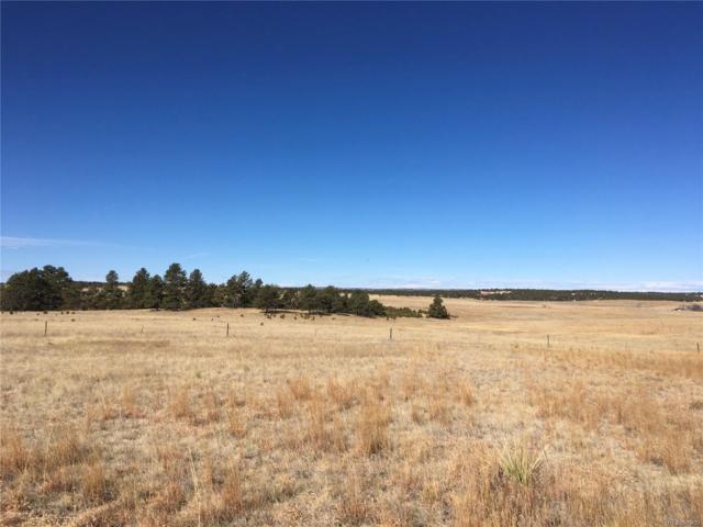 0 County Road 99, Ramah, CO 80832 (#6906618) :: Wisdom Real Estate