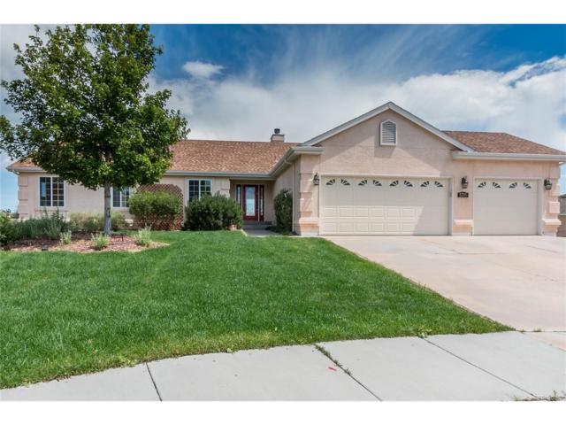 5715 Bass Court, Colorado Springs, CO 80920 (MLS #6907040) :: 8z Real Estate