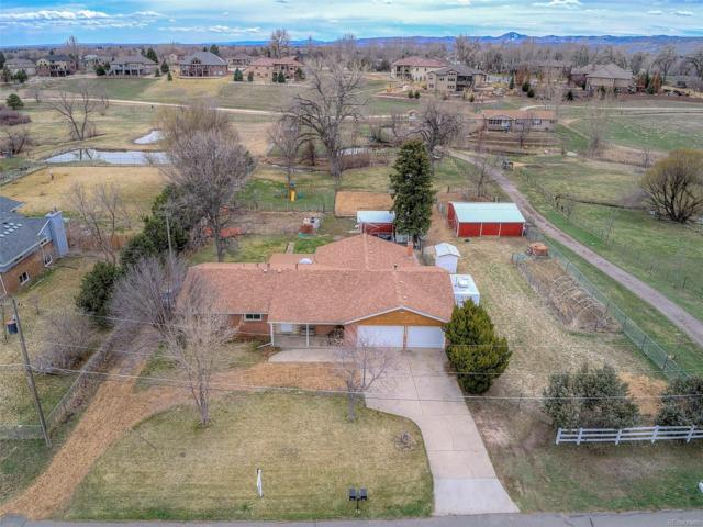 13960 W 78th Avenue, Arvada, CO 80005 (#6907063) :: The Heyl Group at Keller Williams