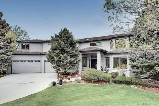 5511 Hawthorn Circle, Greenwood Village, CO 80121 (#6907238) :: Berkshire Hathaway HomeServices Innovative Real Estate