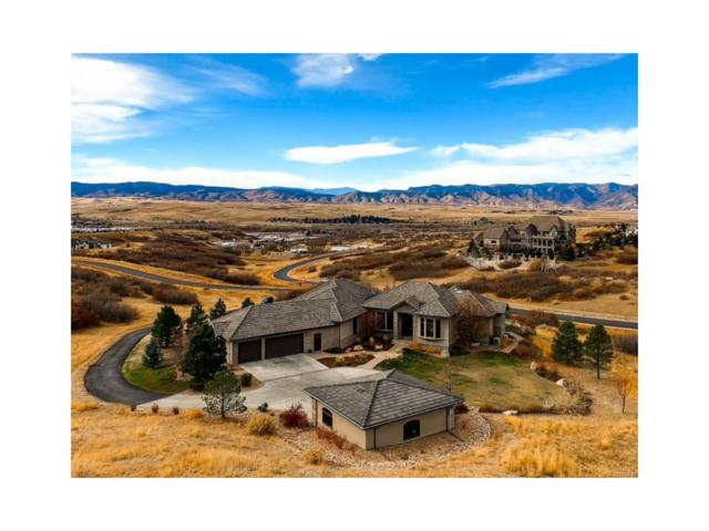 5502 Aspen Leaf Drive, Littleton, CO 80125 (MLS #6907513) :: 8z Real Estate