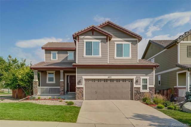 1423 Graham Circle, Erie, CO 80516 (#6907671) :: The Healey Group