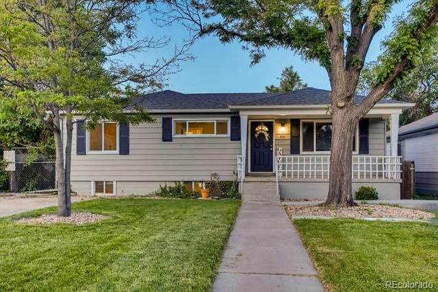 230 Meade Street, Denver, CO 80219 (#6908269) :: HomeSmart Realty Group