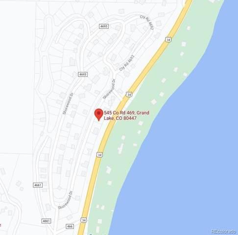 545 County Road 469, Grand Lake, CO 80447 (#6908348) :: Venterra Real Estate LLC