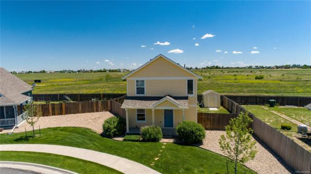 3088 Rose Hill Street, Strasburg, CO 80136 (#6908591) :: The Galo Garrido Group