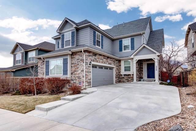 5578 S Buchanan Street, Aurora, CO 80016 (MLS #6908821) :: Colorado Real Estate : The Space Agency