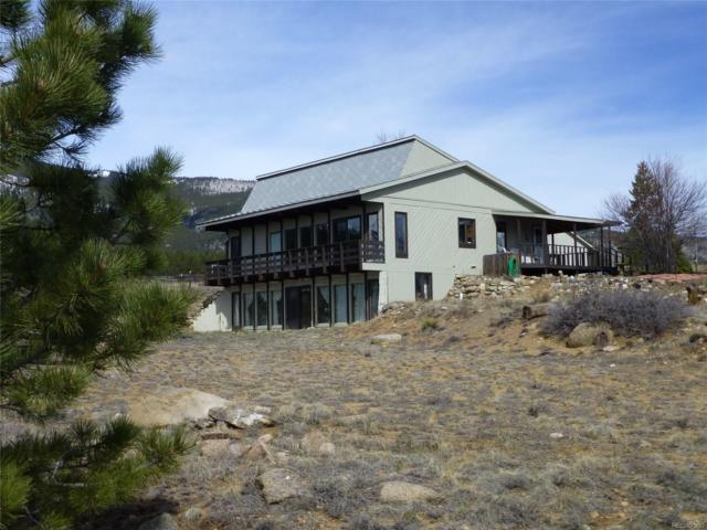 18095 Ponderosa Lane, Buena Vista, CO 81211 (MLS #6909371) :: 8z Real Estate