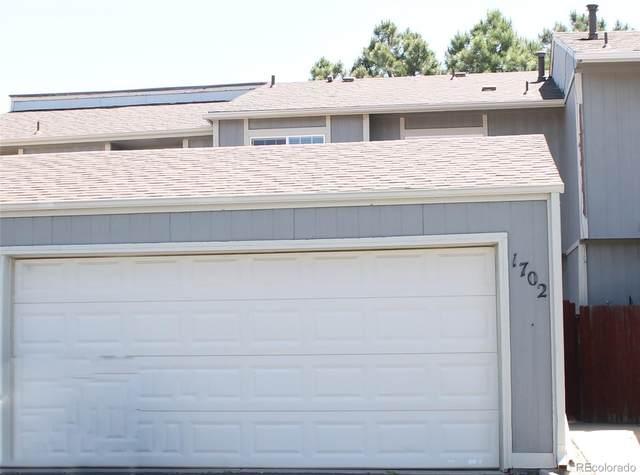 1702 S Helena Street, Aurora, CO 80017 (#6909377) :: Berkshire Hathaway HomeServices Innovative Real Estate
