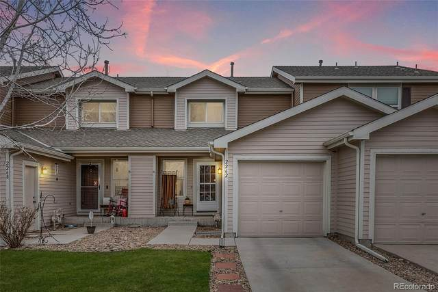 2262 E 109th Place, Northglenn, CO 80233 (#6909425) :: Hudson Stonegate Team