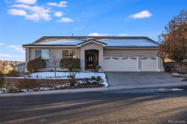 2910 Huntsford Circle, Highlands Ranch, CO 80126 (#6909528) :: The HomeSmiths Team - Keller Williams
