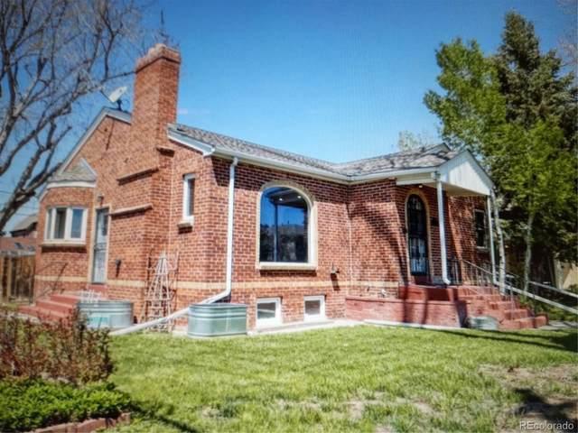 1193 S Steele Street, Denver, CO 80210 (#6909665) :: Kimberly Austin Properties