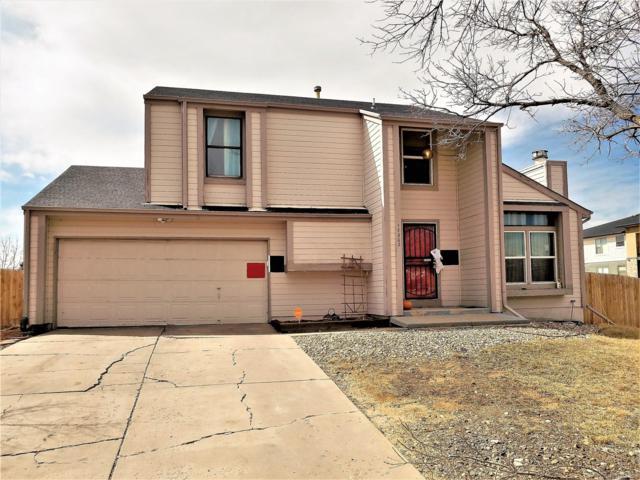 17302 E Ford Drive, Aurora, CO 80017 (#6909958) :: Bring Home Denver
