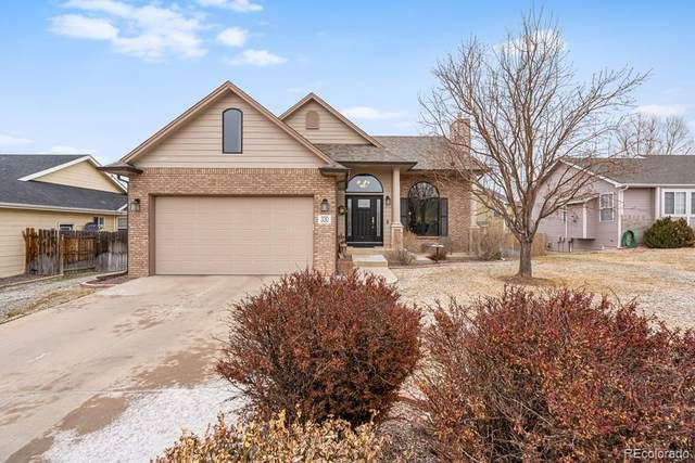 330 53rd Court, Greeley, CO 80634 (#6910245) :: The Dixon Group
